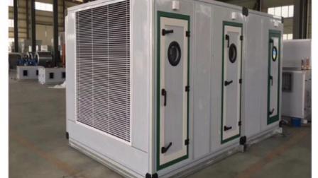 组合式空调机组厂家哪里找?为工作环境提供保障