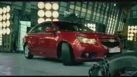 """最浪漫的汽车广告""""雪佛兰科鲁兹""""篇"""