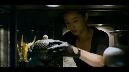 犯罪片,全智贤不愧是韩国国宝级女演员,女人果然是最厉害的武器