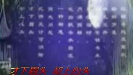 月满西楼~ 廖昌永(月下闲人)