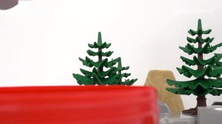 皮卡丘海绵宝宝惊喜盒 恐龙品尝草莓和蛋糕