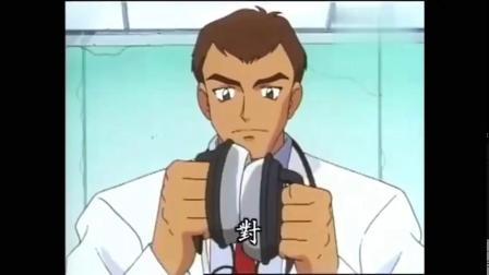 精灵宝可梦:医生为皮卡丘诊断,从皮卡丘喉咙里掏出一个大苹果!