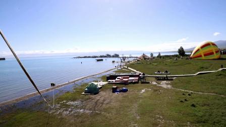 2020-07-25 西部游 青海湖二郎剑景区  金银滩大草原