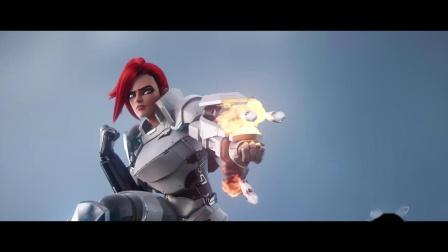 V-Ray 游戏影片作品集 2020