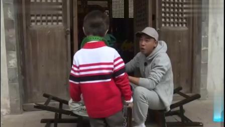 嗯哼来串门,陈小春:太子请回宫用膳吧!我们是穷苦人家来的!哈哈