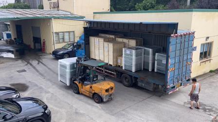 【出口海外市场】萨震节能空压机—针对行业定制压力气量