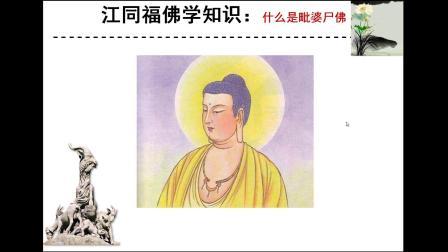 佛教故事大全-佛学入门知识视频:什么是毗婆尸佛