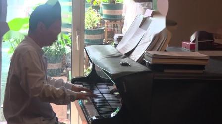 沈文裕演奏莫扎特《美丽的弗朗索瓦丝》变奏曲 主题