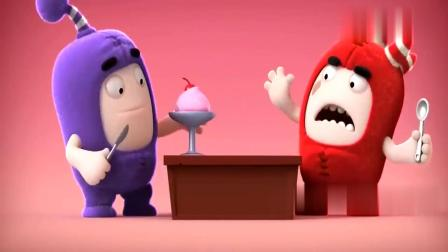 奇宝萌兵:Fuse和Jeef的冰激凌竞赛,Pogo也来吃冰淇淋了!