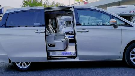 兰州gl8改装航空座椅,经典内饰,简约大气!