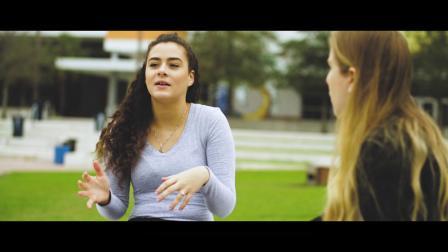 美国南佛罗里达大学来自哥伦比亚的Maria:我的一天
