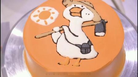 蚌埠蛋糕培训学校栗子坚果蛋糕制作