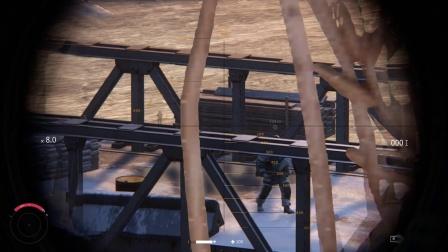 【此间】狙击手:幽灵战士 契约 第五期 高尔察克港口