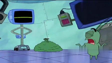 海绵宝宝:痞老板偷天换日,制作假的幸运饼干让蟹老板破产!