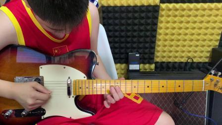 天空之城 ~姜浩然 电吉他版