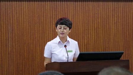 抚顺市中心医院重大科研项目实施启动会之博士基金项目申报体会