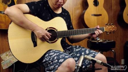 Maestro 美诗特私人收藏系列Singa 阿迪-马达加斯加胡桃木 手工吉他评测