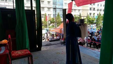 渭河文化……渭源县第六届秦腔之夏惠民演出第六场《双官诰》