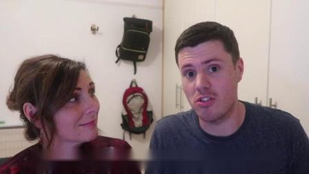 周深 + 郭沁 大鱼 海外观看反应 Charlie + Doris Big Fish Live Reaction by 英国杰克