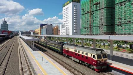 鸡西火车站