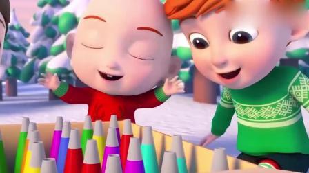 超级宝贝:JOJO的姜饼屋就快要拼好啦,一起等着收礼物吧.