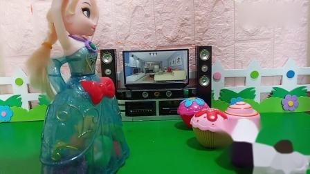 小猪佩奇玩具:怎么会多了一个公主呢,哪个会是假的