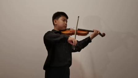 2020-8   A小调协奏曲-阿克莱