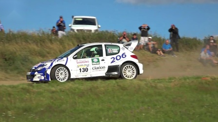 标致206 WRC发动机声