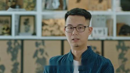 广西卫视纪录片《邕江》第六集关于控墨人陆达誉创作白话童谣