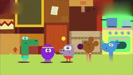 嗨道奇:小朋友们走迷宫,一起去寻找阿奇,只是就是找不着!