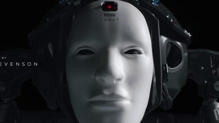 带文艺气息的雅致感机器人动画该如何表现?