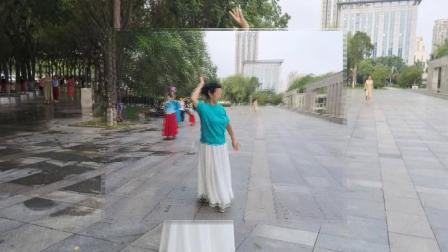 焦作麦西来甫舞蹈团-庞晓玲相册