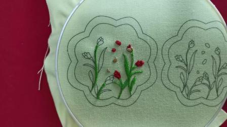 花语植物款——许愿花