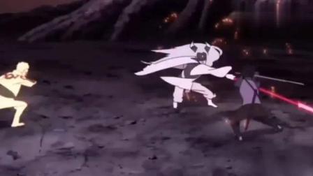 火影忍者:我的名字叫宇智波佐助,为了摆脱鸣人和他打了一架,结果没打过