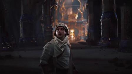育碧VR游戏《波斯王子:时之刃》宣传片