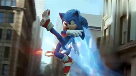 刺猬索尼克:动物界的蓝色闪电侠!