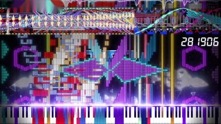 【超燃特效黑乐谱】Dreadnought 无畏战舰 ~ 一千万音符整 ~ 年度巨献!