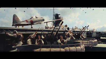 无比震撼航母对决,史诗级大海战巅峰之作