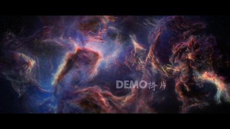 歌曲配乐 E190 唯美梦幻宇宙太空深邃星空星云裸眼3D科幻晚会歌曲表演节目舞台LED视频素材 背景视频