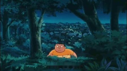 哆啦A梦:大雄的创世日记胖虎去找大雄,竟意外发现外星人!