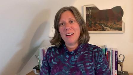 博士生院院长Liz Peel教授电话访谈