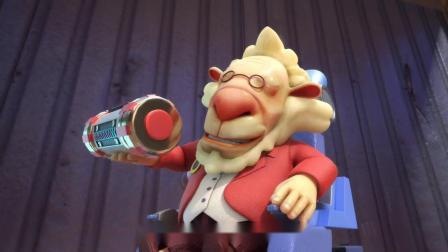 猪猪侠:烟花也能炸碎星球,再也不敢放烟花,太吓人了!