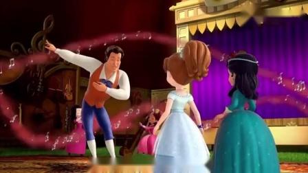 小公主苏菲亚:公主邀请克莱奥加入皇家魔法学院,结果尴尬了