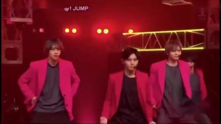 Hey! Say! JUMP Muah Muah 现场版 中文字幕