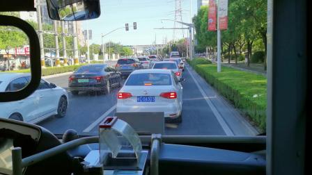 【浦东上南】978路公交车(S0L-054)(雪野路上南路-塘口)全程