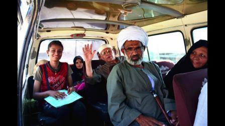 啊!田长洪oK埃及开罗,阿斯旺,艾德夫旅行图片