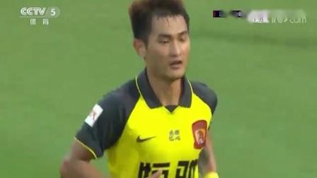2020赛季中超1-5轮广州恒大队进球集锦