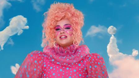 [杨晃]美国水果姐凯蒂佩瑞Katy Perry全新单曲Smile