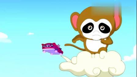 如意酷宝之笨笨猪,笨笨猪超能力救小孩