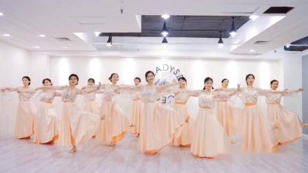 青岛Lady.S舞蹈 古典舞常规课《小城谣》金刚舞蹈思彤编舞